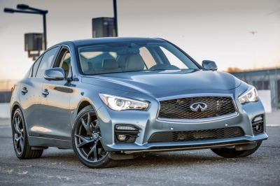 Used 2015 INFINITI Q50 Sedan Pricing - For Sale | Edmunds