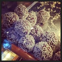 Chokladbollarnas moder