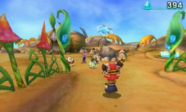 Ever Oasis Nintendo 3DS Screenshots -
