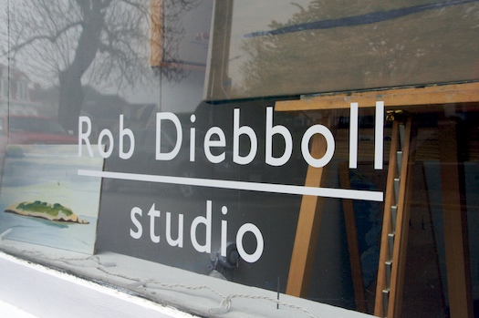 Rob Diebboll Studio