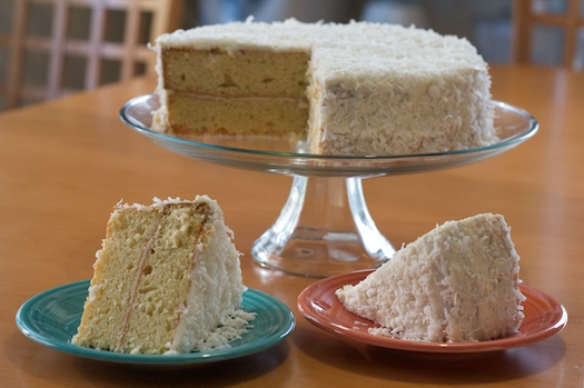 Sublime Coconut Cake