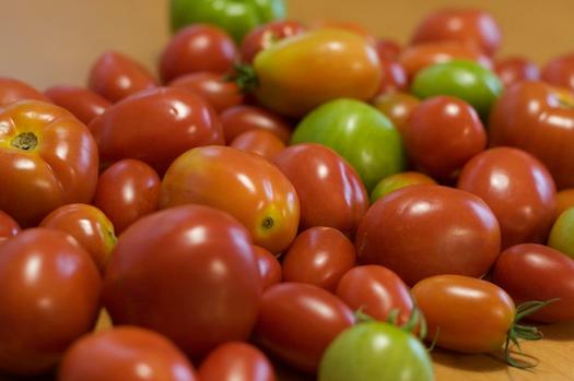 I Say Tomato