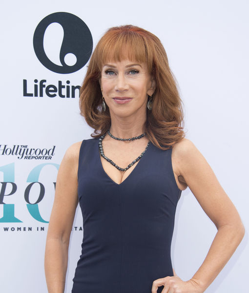 Kathy Griffin on Her Comedy Return After Controversial Trump Photo     Kathy Griffin on Her Comedy Return After Controversial Trump Photo