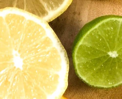 Medium Of Difference Between Lime And Lemon