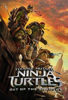 تحميل فلم Teenage Mutant Ninja Turtles: Out of the Shadows سلاحف النينجا: الخروج من الظلال اونلاين