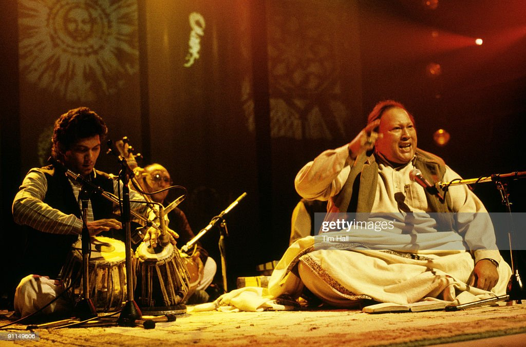 Nusrat Fateh Ali Khan Stock Photos and Pictures | Getty Images