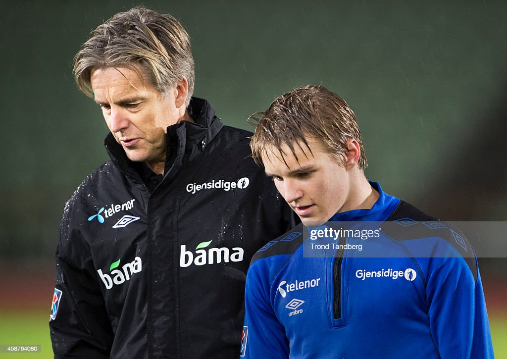 Jan Age Fjortoft Stock Photos and Pictures | Getty Images