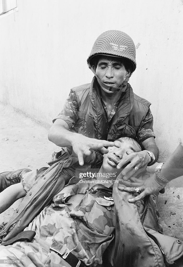 General Nguyen Ngoc Loan, chief of the Republic of Vietnam National... News Photo | Getty Images