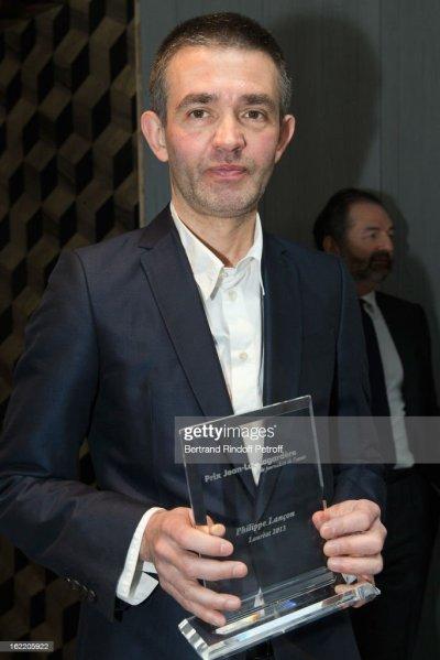 Prize Winning Ceremony For The 'Prix Jean-Luc Lagerdere Du Journaliste De L'Annee' | Getty Images