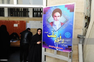 Iranians Vote In Parliament And Assembly Of Experts Elections | Getty Images