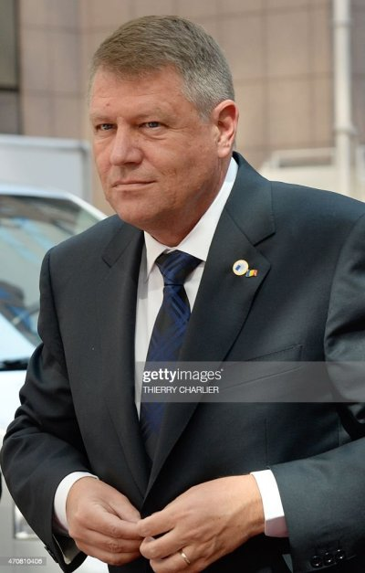 Klaus Iohannis   Getty Images