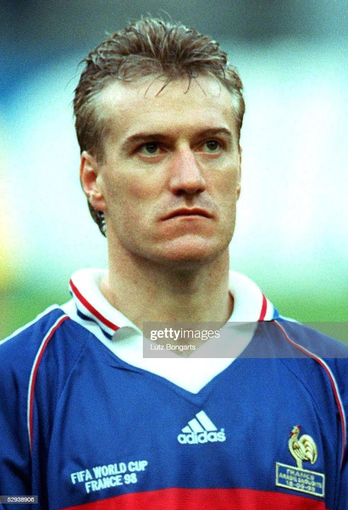 Didier Deschamps Pictures and Photos   Getty Images StDenis Didier DESCHAMPS FRA