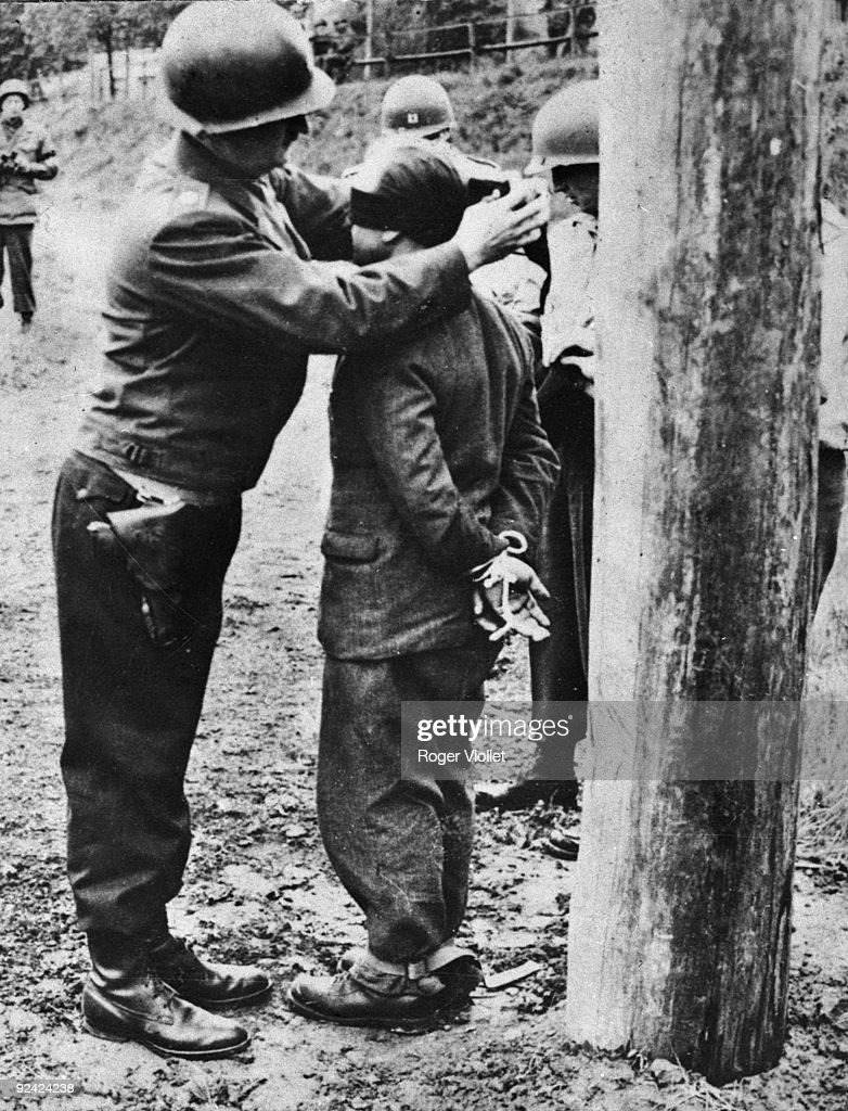 World War II. Execution of Pictures | Getty Images