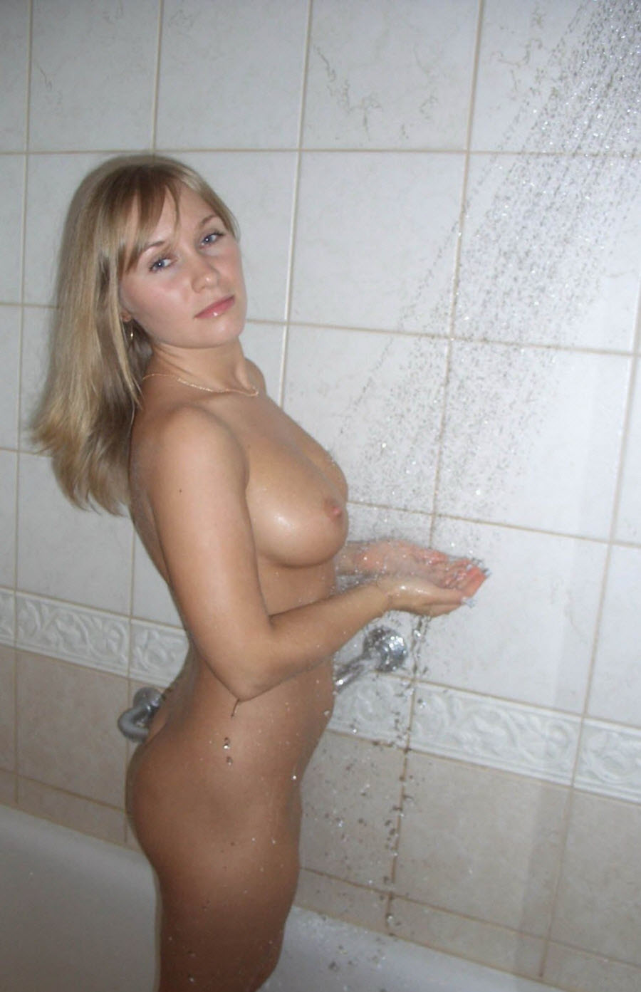 real mature caught naked