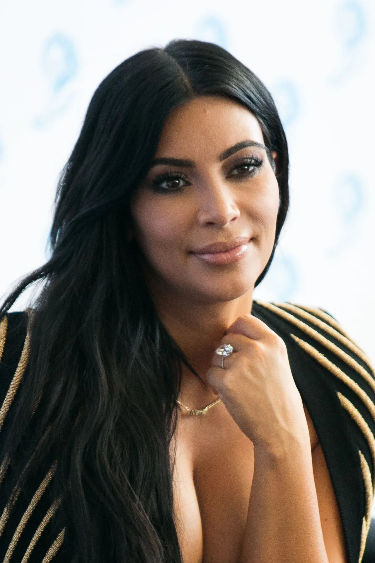 Magnificent Kim Kardashian Engagement Ring Kanye West Getty Kim Engagement Jeweler Who Made It Shares Kim Kardashian Ring Replica Kim Kardashian Ring Cost wedding rings Kim Kardashian Ring
