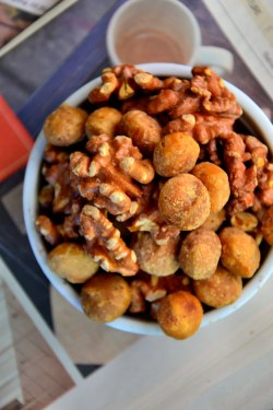Gorgeous Roasted Nuts Healthy Fall Maple Cinnamon Roasted Nuts Glamour Healthy Fall Recipes Dessert Healthy Fall Recipes Nutrition Facts