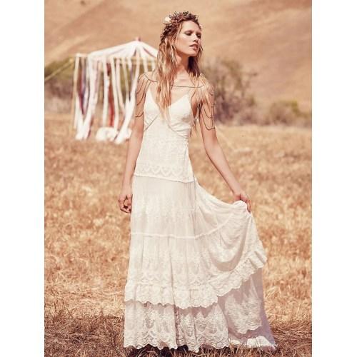 Medium Crop Of Boho Wedding Dress
