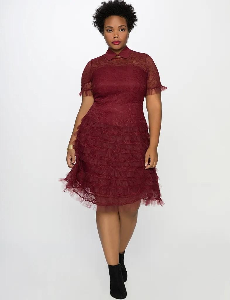 Large Of Plus Size Holiday Dresses
