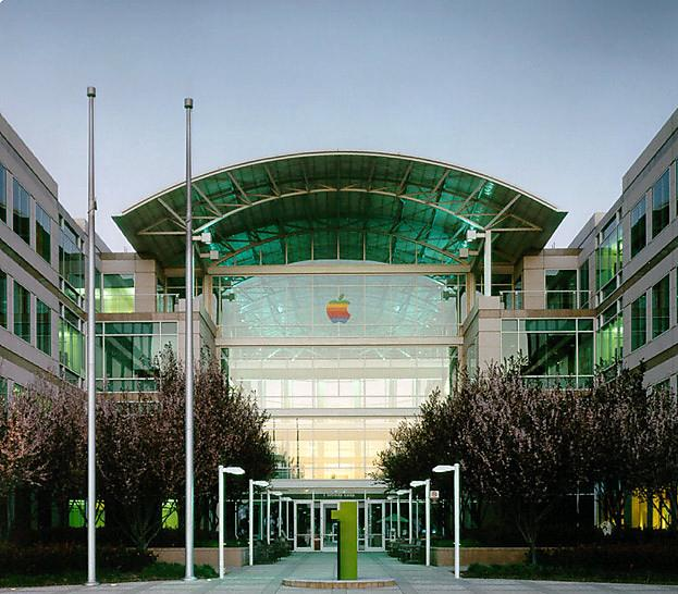 cupertino ca apple photo of 1 infinite loop office m
