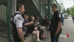 Joint initiative cracks down on Surrey transit crime
