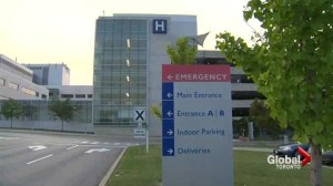 Patient at Brampton Civic Hospital in isolation due to Ebola-like symptoms