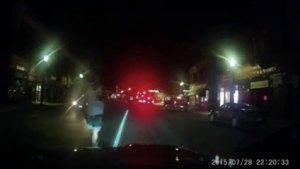 Massachusetts cop caught on camera threatening driver