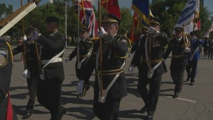 Warrior's Day Parade honours veterans during first weekend of the CNE