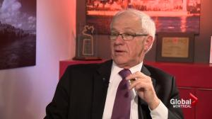 Dorval mayor Edgar Rouleau looks back on 2016