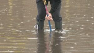 Heavy flooding around Metro Vancouver