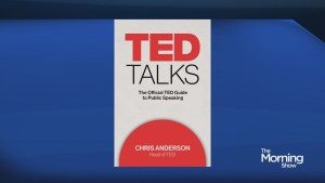 New book by TED Talks president reveals secrets to a memorable presentation