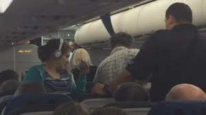 Passengers on flight with autistic girl's family have contrasting opinions on incident
