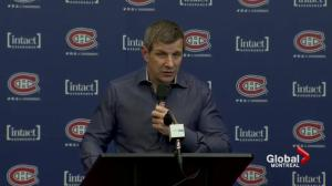 Montreal Canadiens trade several players ahead of NHL deadline