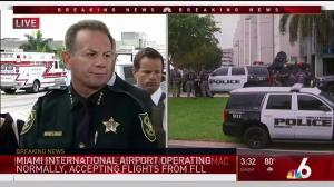 Police unsure if Ft. Lauderdale airport shooting was targeted