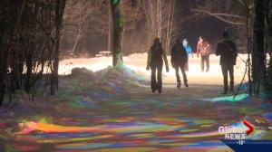 Freezeway skating path opens to the public
