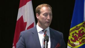 Peter MacKay believes that his seat will be filled by another Conservative