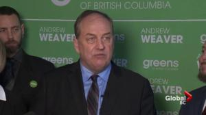 BC Green Party release economic platform
