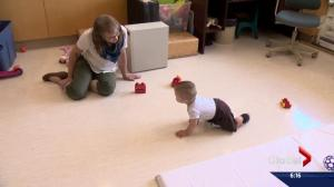 Alberta researchers looking into babies' movements