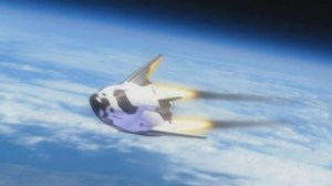 New NASA Dream Chaser space shuttle shown off