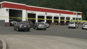 Fatal daylight shooting in Chilliwack at Kal Tire