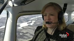Plane Talk with Lisa Raitt