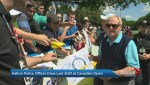 After 31 years, Halton Regional police officer retires Sunday at Canadian Open