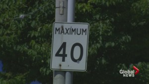 Speed limit debate tries to slow down traffic in Ontario