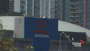 How Rogers Arena was built without public funds