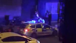 London teenager arrested after acid attacks