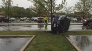 RAW: Tornado leaves destruction in Beavercreek, Ohio