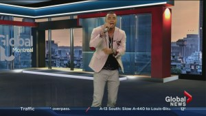 Mohombi gets the Morning News movin'