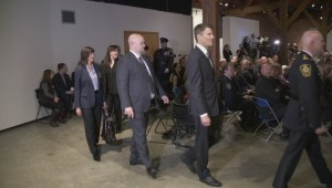 Vancouver Police award heroes