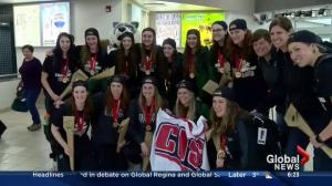 Focus key to Huskies first national women's basketball title
