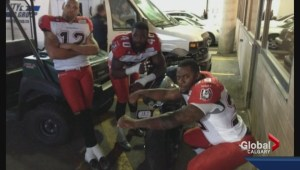 Gotta See It: Stampeders motorcycle mock