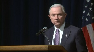 US attorney general says marijuana is not 'good for folks'